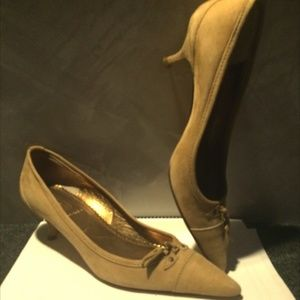 Suede Shoes Made In Italy